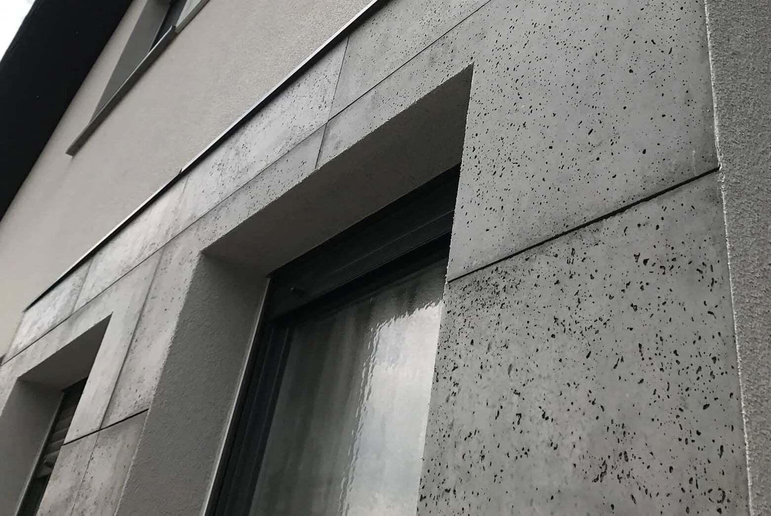 płyty betonowe zewnętrzne struktura porowata
