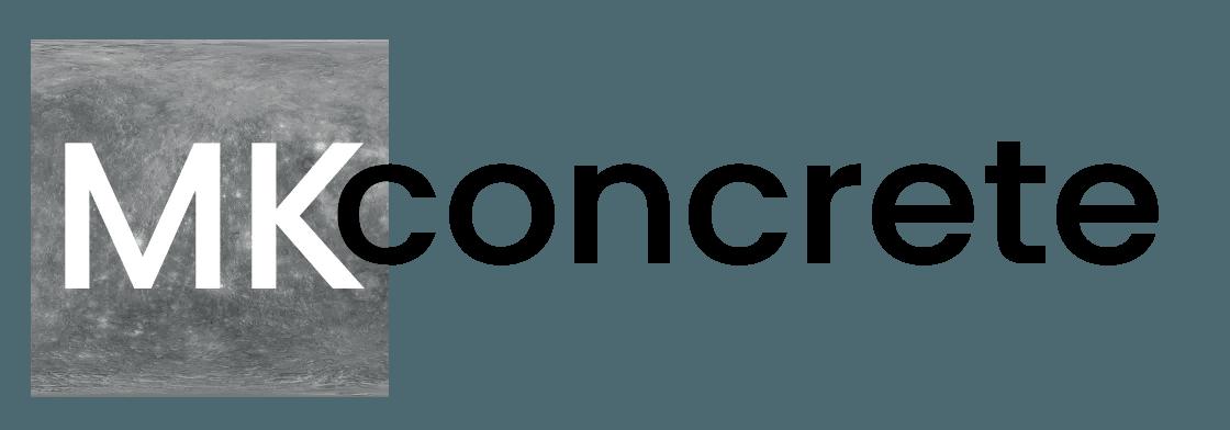 Logo MKConcrete