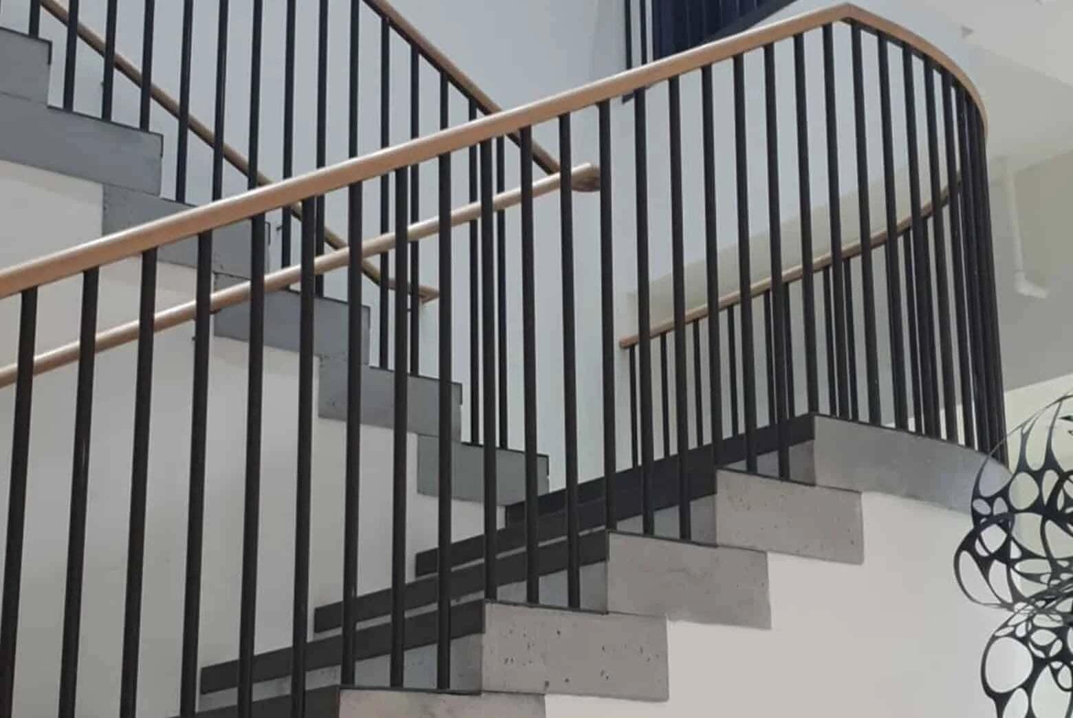 schody betonowe dekoracyjne