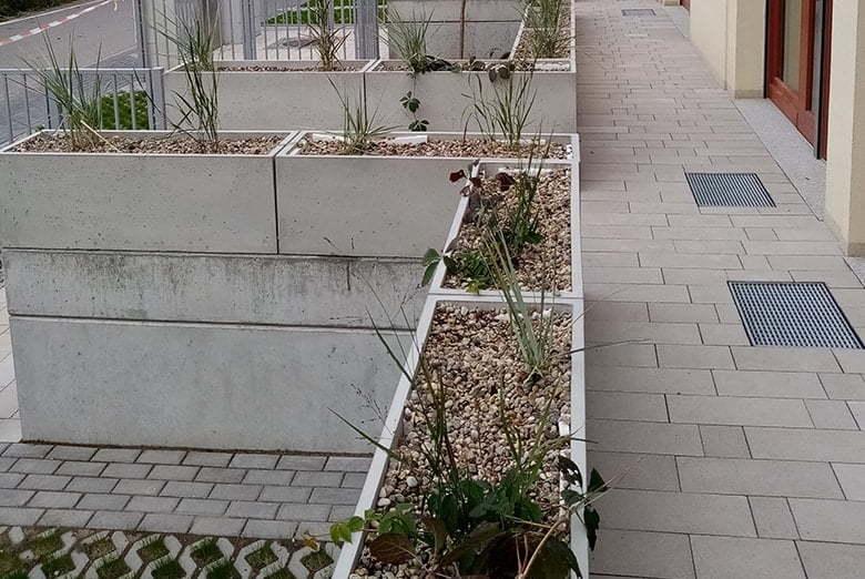 donice betonowe